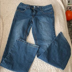 Curfew Girl Jeans, size 8. Barely used